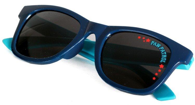 Okulary dziecięce Psi Patrol pieski niebieskie