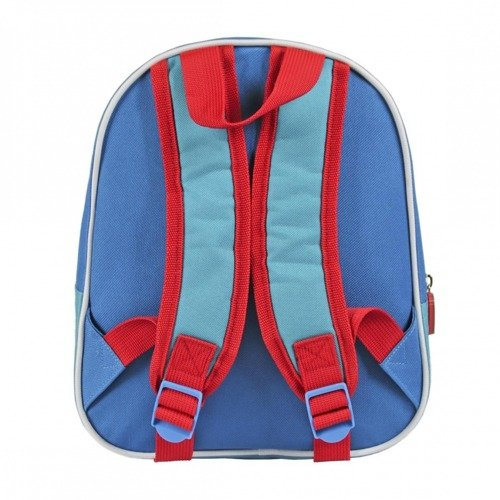 8741154596564 Plecak 3D Super Wings 31 cm do przedszkola
